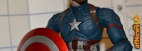 Toy Fair: Marvel Select Civil War Action Figures Revealed