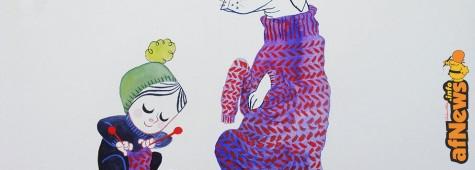 L'arte è un maglione ben fatto: intervista a Beatrice Borghini