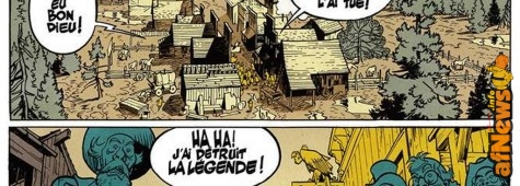 Lucky Luke: the end?