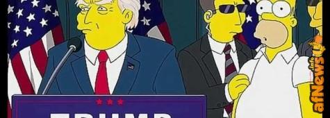 Ma davvero Homer voterebbe per Trump?
