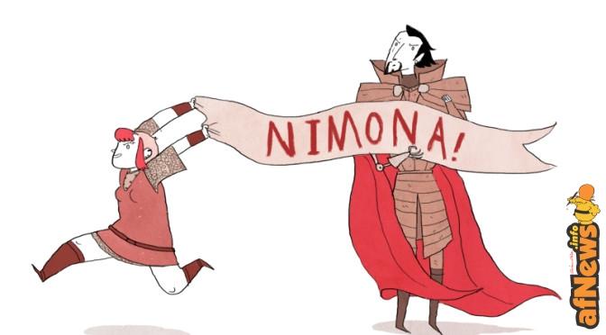 "Arriva ""Nimona"", si salvi chi può!"