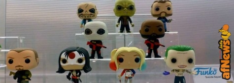"Funko Offers Peek at ""Suicide Squad"" and Spider-Gwen Pop! Figures"