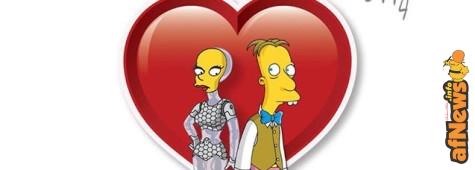 Questo San Valentino i Simpsons festeggiano un anniversario molto speciale