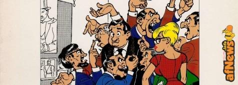Il Fumetto da 50 anni a Lucca, ma non è Lucca Comics, ovviamente