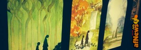 Sui passi di Brendan e del Libro di Kells nella terra di Asterìx