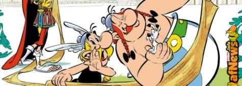 Asterix e il papiro di Cesare: Uderzo Goscinny, Jean-Yves Ferri, Didier Conrad
