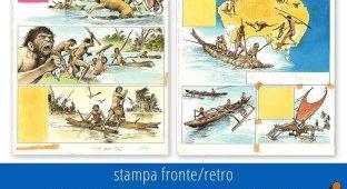 Franco Caprioli: la storia della navigazione