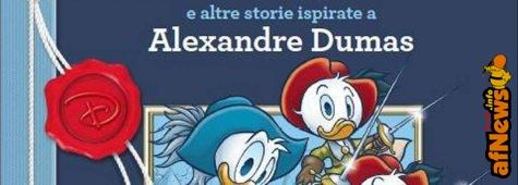 Paperino e i tre moschettieri. Capolavori della letteratura - Walt Disney - Libri