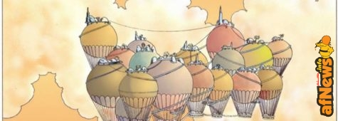 Spaceship Sagittarius di Andrea Romoli, da Fumetto ad Anime!