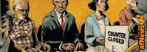 Il romanzo a fumetti di John Lewis diventa cartone animato