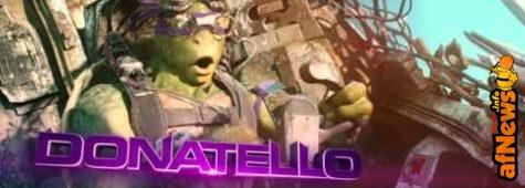 TEENAGE MUTANT NINJA TURTLES: OUT OF THE SHADOWS New Trailer