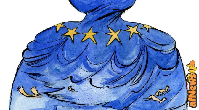 Concorso: Una vignetta per l'Europa – Internazionale