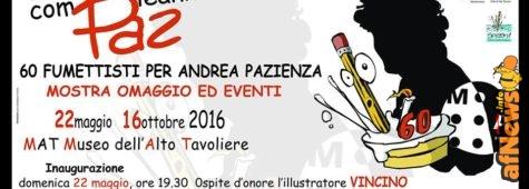 """Tre modi per dire """"Buon compleanno"""" ad Andrea Pazienza"""