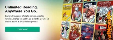 Comixology lancia un nuovo tipo di abbonamento ai Fumetti Digitali