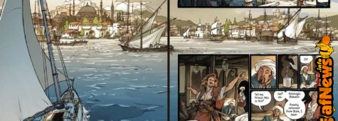 Disney: Delilah Dirk and The Turkish Lieutenant diventerà un film