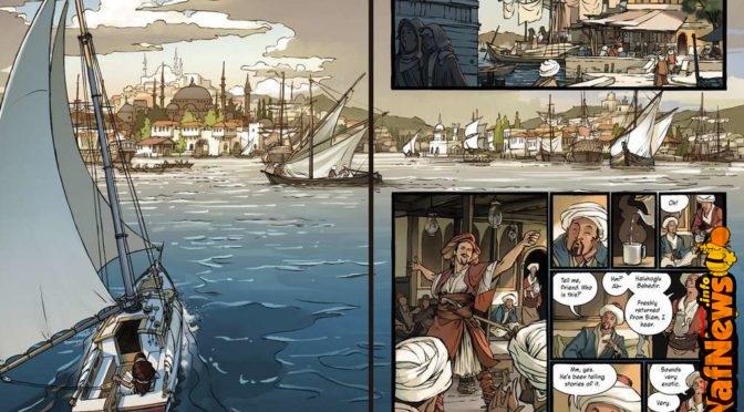Disney: Delilah Dirk and The Turkish Lieutenant diventerà un film