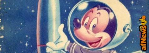 Fanta Mickey Mouse d'annata