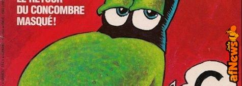 Le Concombre Masqué: tutto sul cetriolo mascherato