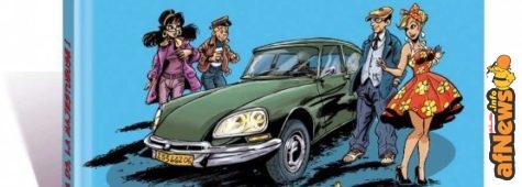 Le auto pop degli anni 60, fumettate, iniziativa replicabile in Italia?
