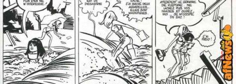 I primi fumetti di Jean-Claude Forest