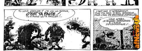 Gaston Lagaffe ti parla di tortura
