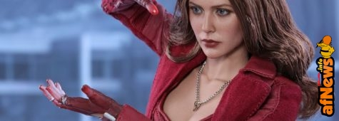 Captain America: Civil War - Scarlet Witch 1/6