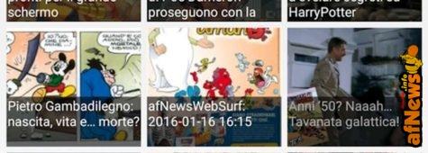 Tutte le notizie dal mondo del fumetto in una sola App App-osita!
