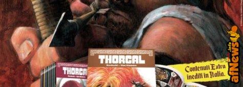 Thorgal si prepara a conquistare l'Italia