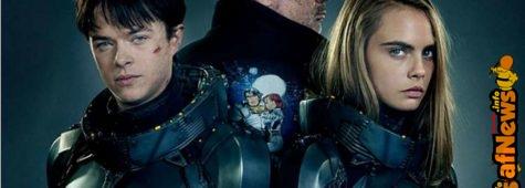 Luc Besson mostra nuove foto dal set di Valerian