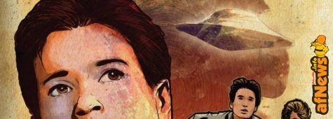 "EXCLUSIVE: IDW's ""X-Files: Origins"" Introduces Teen Scully & Mulder"