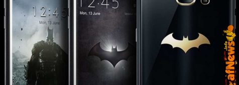 Wow! Il Samsung Galaxy S7 edge di Batman, Injustice Edition