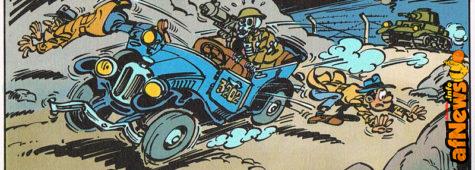 Berck (Arthur Berckmans) | Lambiek Comiclopedia