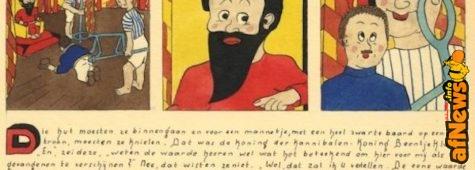 Pubblicato ora il fumetto di un rifugiato durante la Seconda Guerra Mondiale