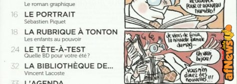 Dargaud offre Le Mag!