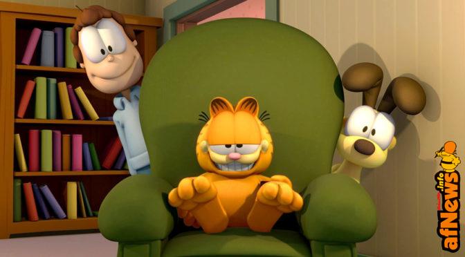 Un altro Garfield in lavorazione