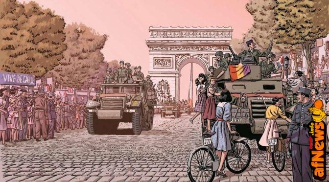 I Solchi del Destino di Paco Roca: miniserie TV francospagnola in 8 puntate