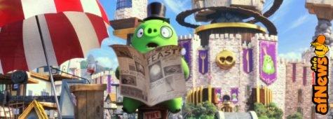 "Angry Birds - ""Stiamo scrivendo la storia"""