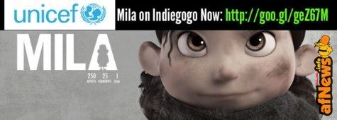 """Unicef Italia al fianco di MILA per """"fare la differenza"""" nel riscatto dell'infanzia violata dalla guerra"""