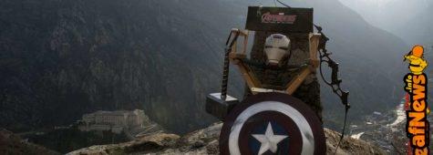 Avengers, al Forte di Bard arriva la prima mostra italiana!