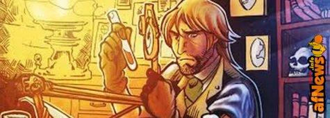 Sìon, prosegue il Crowdfunding del Fumetto Steampunk