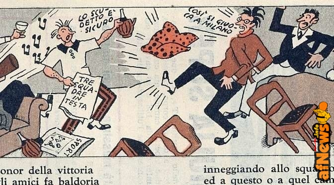 Sor Pampurio dà pensione a una modica pigione