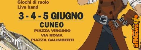 Cuneo Comics and Games 2016, la prima volta!