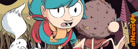 Hilda e i suoi amici Troll diventeranno una serie animata!