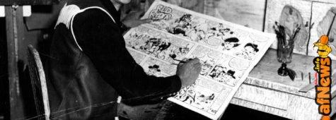 Fred Harman cartoonist cow boy