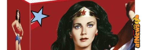 Wonder Woman: la Serie Completa in DVD!