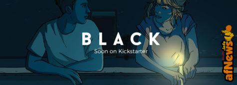 """Do You know the colours of """"Black""""? Find them all on Kickstarter: from Tomorrow!"""