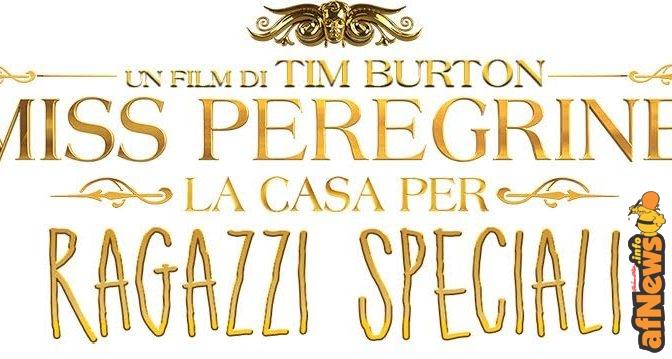 I Bambini Speciali di Miss Peregrine in Italia dal 15 dicembre
