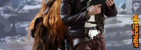 Hot Toys: i realistici pupazzi da Star Wars the Force Awakens col grunfoso Han Solo