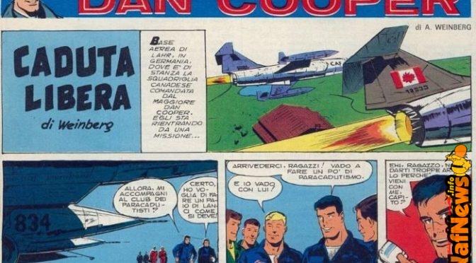 Dan Cooper: Caduta libera