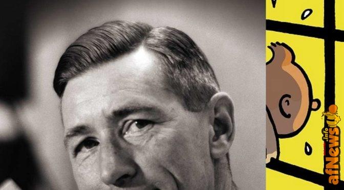 Il catalogo della Grande Mostra su Hergé al Grand Palais di Parigi